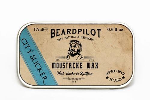 Beardpilot® City Slicker Moustachevoks