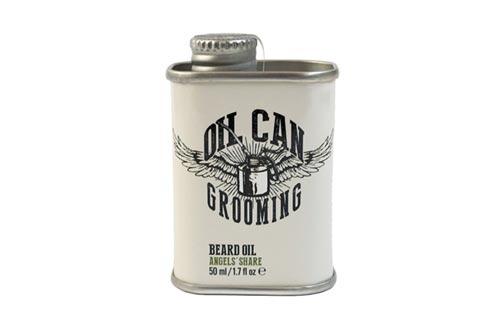Oil Can Grooming Beard Oil