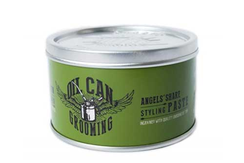 Oil Can Grooming Angel's Share Styling Paste